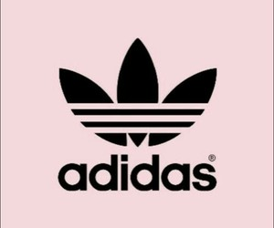 adidas, pink, and wallpapers image