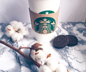 coffee, cotton, and drink image