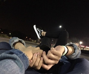couple, goals, and relationship goals image