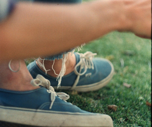 vans, boy, and photography image