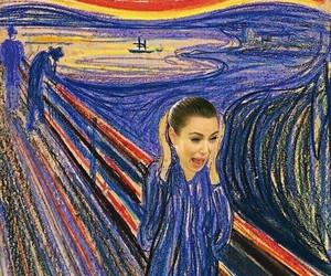 art and the scream image