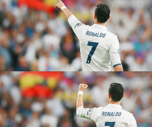 cristiano ronaldo, real madrid, and football image