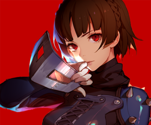 art, persona 5, and persona5 image