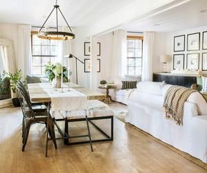 farmhouse, home decor, and open floor plan image