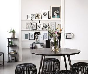 home, design, and white image
