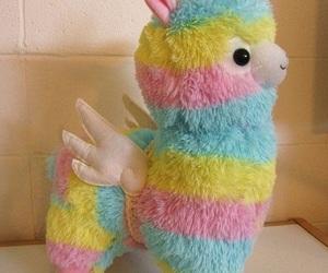 girls, i want, and rainbow image