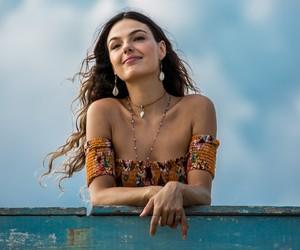 actress, beauty, and brasil image