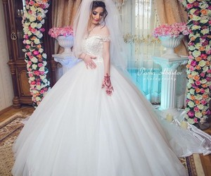 bride, dress, and photography image