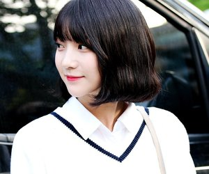 binnie, oh my girl, and ohmygirl image