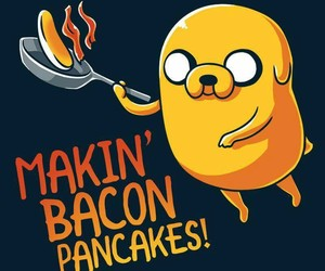 cartoon network, cartoons, and pancakes image
