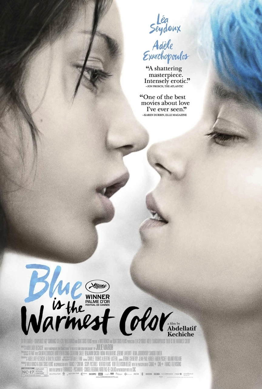 blue is the warmest color image