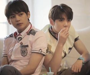 v, lq, and jungkook image