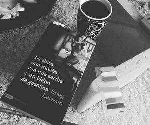 books, coffee, and libros image