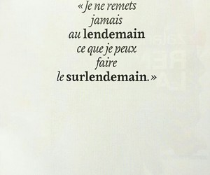 beige, french, and quotes image