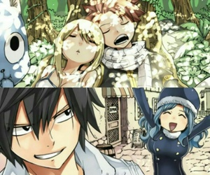 ft, happy, and fairy tail image