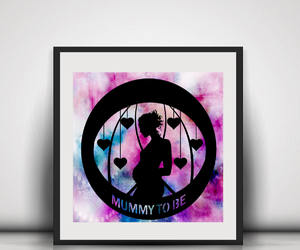 etsy, pregnant mom gift, and expecting gift mom image