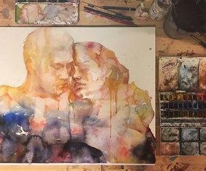 art, draw, and idea image