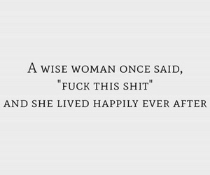 quotes, woman, and words image
