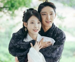 iu, moon lovers, and lee joongi image
