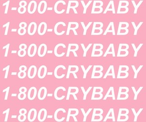 cry baby, crybaby, and mel image
