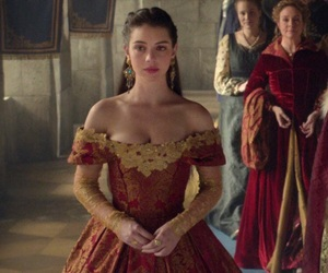 reign, queenmary, and adelaidekane image