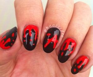 nail art, nails, and pll image