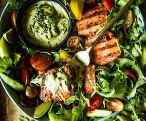 cooking, healthy, and natural image