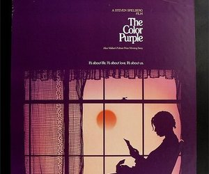 movie and the color purple 1982 image