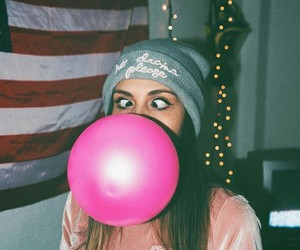 beauty, pink, and youtubers image