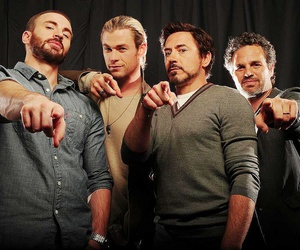 Avengers, the avengers, and thor image