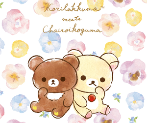 floral, flower, and kawaii image