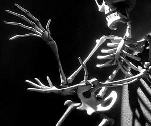 tim burton, corpse bride, and skeleton image