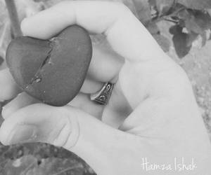 heart, ring, and stone image