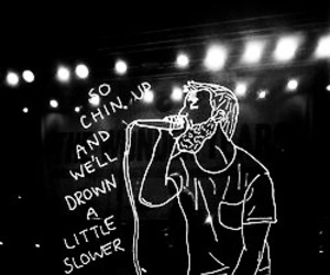 the wonder years, get over it, and Lyrics image