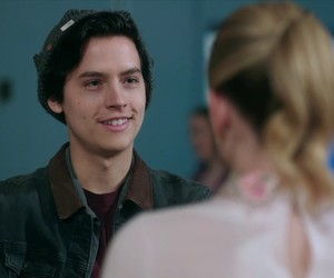 the cw, betty cooper, and bughead image