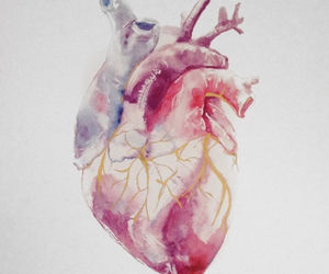 heart, art, and aesthetic image