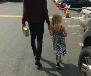 hayes grier, skylynn, and magcon image