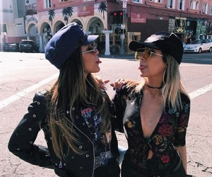 losangeles, friends, and style image