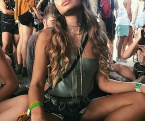 dress, tumblr girls, and girl site model image