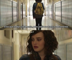 hannah baker, 13 reasons why, and frase image