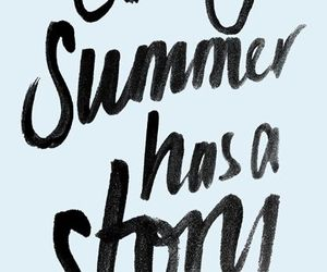 summer, wallpaper, and quote image