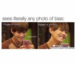 meme, v, and bias image