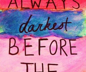 quote, dawn, and florence and the machine image