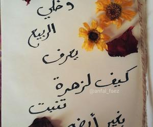 زهور, جوري, and اضحكي image