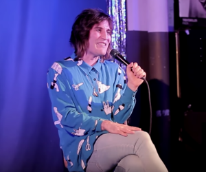 fashion, The mighty Boosh, and noel fielding image