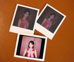 polaroid, kpop, and iu image