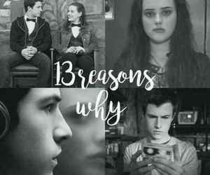13 reasons why, series, and hannah baker image