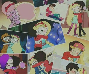 amor, marco, and star image