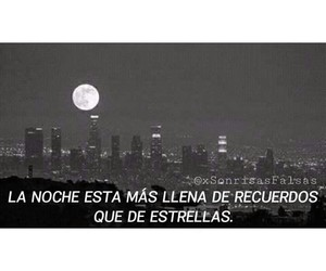 frases, night, and Noche image