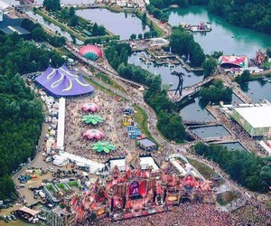 tomorrowland and festival image